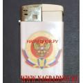 Зажигалка с логотипом СБП ФСО РФ