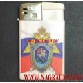 Зажигалка с логотипом Следственного комитета России