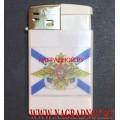 Зажигалка с логотипом ВМФ России