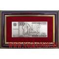 Плакетка Тысяча рублей