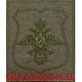 Шеврон Военных представителей по приказу 300 для полевой формы