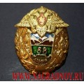 Нагрудный знак 58 Армия