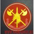 Нашивка на рукав Бригада охраны Министерства обороны