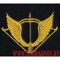 Футболка с вышитой эмблемой Сил специальных операций России