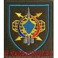 Шеврон 336 радиотехнический полк ВВС воинская часть 03013