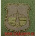 Шеврон военнослужащих штаба войск ВКО для полевой формы