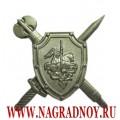 Петличная эмблема Военной полиции для полевой формы