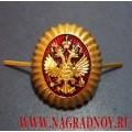 Кокарда ФТС России