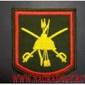 Шеврон 74-й отдельной мотострелковой бригады Центрального военного округа
