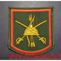 Нарукавный знак военнослужащих 74-й ОМСБр ЦВО