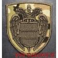 Нашивка на рукав Федеральной службы охраны России полевая