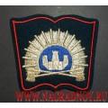 Нарукавный знак Военно-технического университета МО РФ для парадной формы