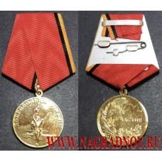 Медаль Добровольцы России За участие