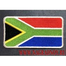 Нашивка флаг Южно-Африканской Республики
