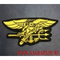 Нашивка Naval special warfare command