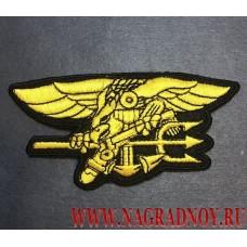 Нашивка Naval special warfare command