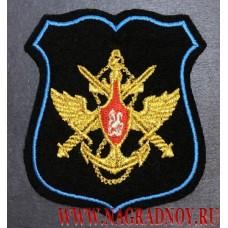 Шеврон ОВУ Морской авиации ВМФ для кителя или шинели