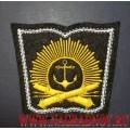 Шеврон Балтийского военно-морского института