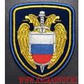 Нашивка на рукав ФСО России