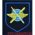 Шеврон военнослужащих 800-й авиационной базы Аэродром Чкаловский