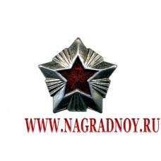 Звезда Роспотребнадзора 15 мм