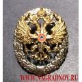 Нагрудный знак выпускника Академии гражданской защиты МЧС России