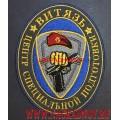 Нашивка на рукав Центр специальной подготовки Витязь