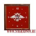 Часы настенные с эмблемой ФМС России