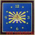 Часы настенные с символикой ВВС России
