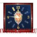 Часы настенные с символикой ФСБ РФ