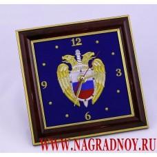 Часы настенные с символикой ФСО РФ