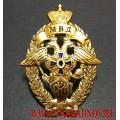 Нагрудный знак МВД Лучший сотрудник криминальной милиции