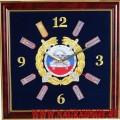 Часы настенные с эмблемой ГИБДД