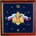 Часы настенные с эмблемой МЧС РФ