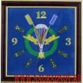 Часы настенные с символикой ВДВ