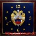 Часы настенные с эмблемой ФСО России