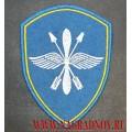 Нарукавный знак для авиации войск национальной гвардии