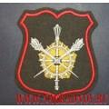 Нарукавный знак военнослужащих Управления военных представительств для кителя или шинели