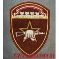Нарукавный знак военнослужащих 604 ЦСН Росгвардии