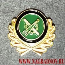 Петличная эмблема Государственный земельный надзор