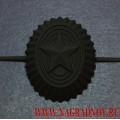 Кокарда ВНГ для камуфлированной или специальной формы