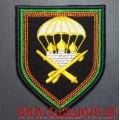 Шеврон 1-го Гвардейского зенитно-ракетного полка ВДВ