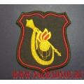 Нарукавный знак военнослужащих по принадлежности к Главному штабу Сухопутных войск