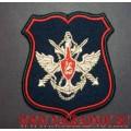 Шеврон для парадной формы военнослужащих Центральных органов военного управления МО РФ