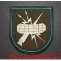 Шеврон воинской части 03863 РЛС Дунай