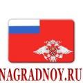 Виниловый магнит с символикой ФМС России