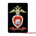 Виниловый магнит с эмблемой Специального отряда быстрого реагирования Рысь МВД РФ