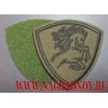 Нарукавный знак Северо-Кавказского регионального командования ВВ МВД России с липучкой