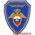 Щит с символикой ГУСП Президента Российской Федерации
