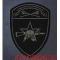 Шеврон военнослужащих Отрядов спецназначения ЦО ВНГ